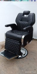 Premium Quality Black Salon Chair
