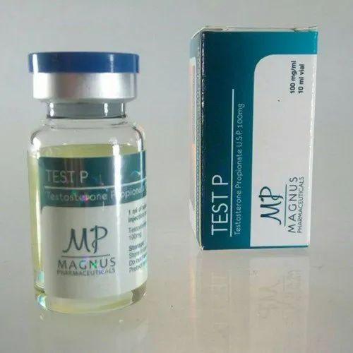 Test P Testosterone Propionate, Body Steroid, स्टेरॉयड in Tumkur , Syras  Pharmaceuticals. | ID: 22558306388