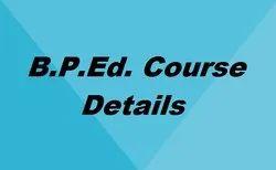 B.P.ED. Education Course, Pan India