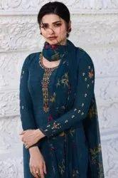 Vinay Fashion Silkina Vol-29 Crepe Suits Catalog