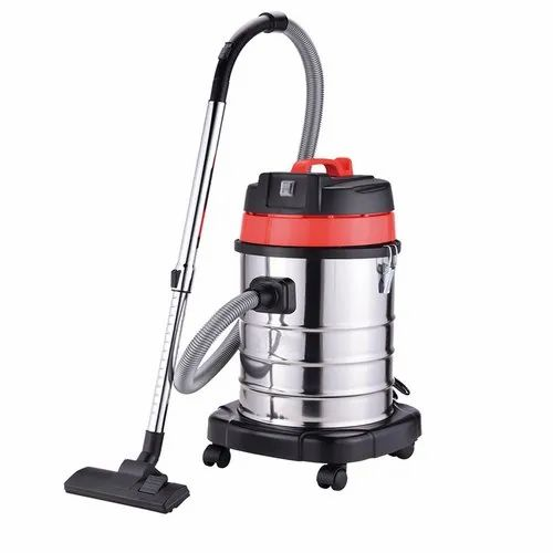 Vacuum Cleaners - Commercial Vacuum Cleaner 30 Litre With 2 Stage Italian  Motor Importer from Kolkata