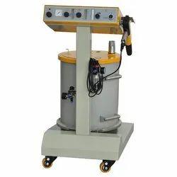 Powder Coating Machine & Equipment, Fully Undershot Type, Automation Grade: Automatic