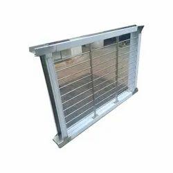 Rectangular MS Window Frame