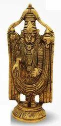 560 Gm Brass Statue Bala Ji