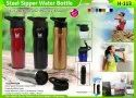 Stainless Sipper Water Bottle H113