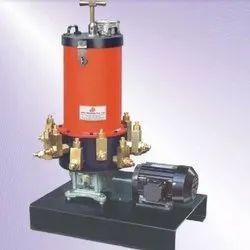 KRL-1.5-4 Multiline Radial Lubricator