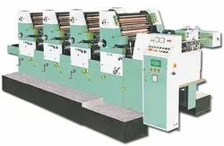 Solna Two Color Non Woven Bags Printing Machine