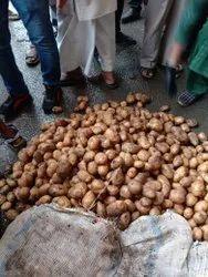 Naturals A Grade Fresh Potato (Aloo), Gunny Bag, Packaging Size: 40 Kg