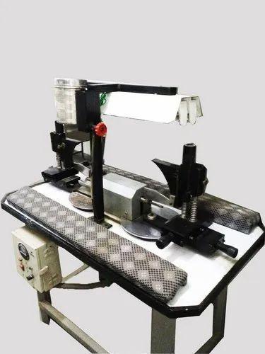 Concave Faceting Machine