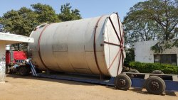 Industrial Liquid Storage Tanks