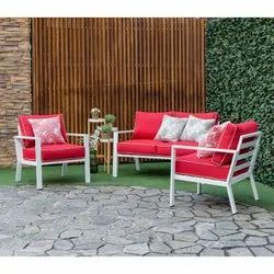 Outdoor Sofa Seating With Cushions