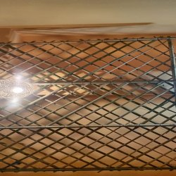 Brown Plain Bamboo Jafri Curtain, 7mm