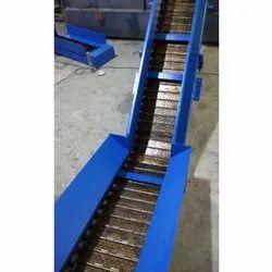Hinge Steel Belt Conveyors