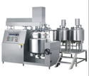 Vacuum Homogenizer Mixer / Vacuum Emulsion Mixer