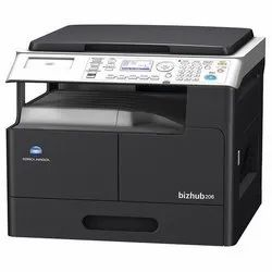 Konica Minolta Bizhub 206 Multifunction Printer