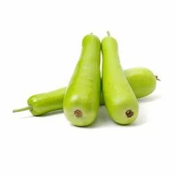 A Grade Fresh Green Bottle Gourd, Pesticide Free (for Raw Products), Packaging: Plastic Bag or Polythene Bag