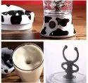 Chocolate Milk Mixer, Coffee Shake Maker, Self Stirring Mug (Multi Color)-Chocolate Milk Mixer