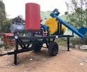 Automatic CLC Foam Concrete Block Making Machine