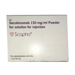 Secukinumab Powder For Solution For Injection