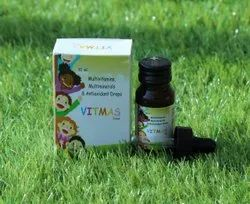 Multivitamin Drops With Minerals