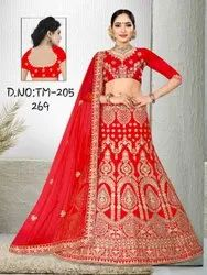 Ethnic Wedding Lehenga