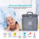 Oriley Uv Light Sterilizer Box Uvc Lamp Sterilizing Bag Sanitizer Cleaner For Mobile,Cloth