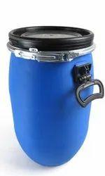 35 Litre Open Top HDPE Drum