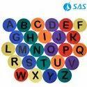 5 Alphabet Spot Markers (Set Of 26)
