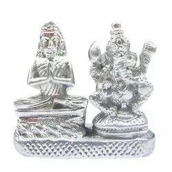 Parad (Mercury) Maa Parvati Ganesh