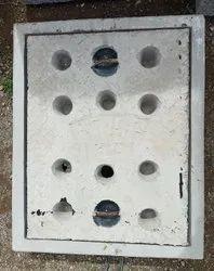 22x24 Inch Heavy Duty RCC Manhole Cover