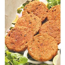 Deep Fry Mutton Shami Kabab, Packaging Type: Vaccume Packed