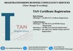 TAN Certificate Registration