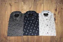 Slime Fit Cotton Garacia Shirts