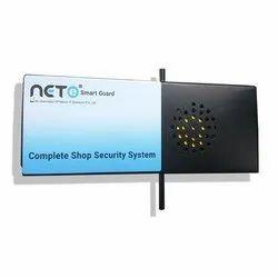 NETe Smart Shop Security System