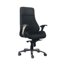 Black Designer Stylish Office Chair