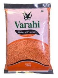 Varahi Red Masoor Dal, Packaging Size: 1 Kg