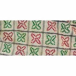 For Garments Printed Designer Cotton Fabric