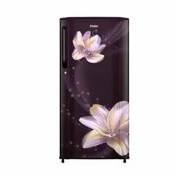Haier 190 L Direct Cool Single Door 2 Star Red Serenity HRD-1902CRS-E Refrigerator