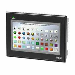 Omron NB7W-TW01B Programmable Terminal