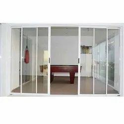 White Sliding UPVC Door, For Home,Hotel