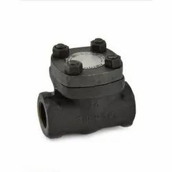 1076 Forged Steel Horizontal Lift Check Valve