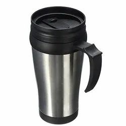 Stainless Steel Mug With Sipper Lid