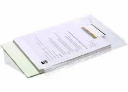 TRIO FF727F File In File Document Envelope FC