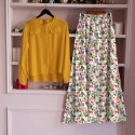 Fancy Ladies Top & Skirt