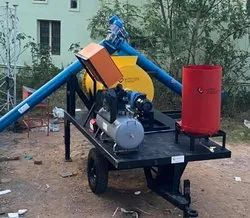 Automatic CLC Foam Concrete Machine