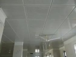 False Ceiling Silicate Sheet Work