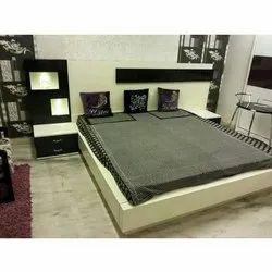 Factory Made Designer Wooden Bed