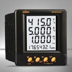 Selec MFM-383A Economic Mutifunction Meter
