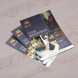 Paper Flyer Printing Service