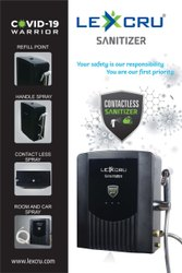 Automatic Sanitizing Dispenser